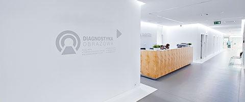 Diagnostyka obrazowa - recepcjaDiagnostyka obrazowa - recepcja