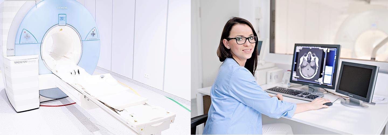 Rezonans magnetyczny badanie